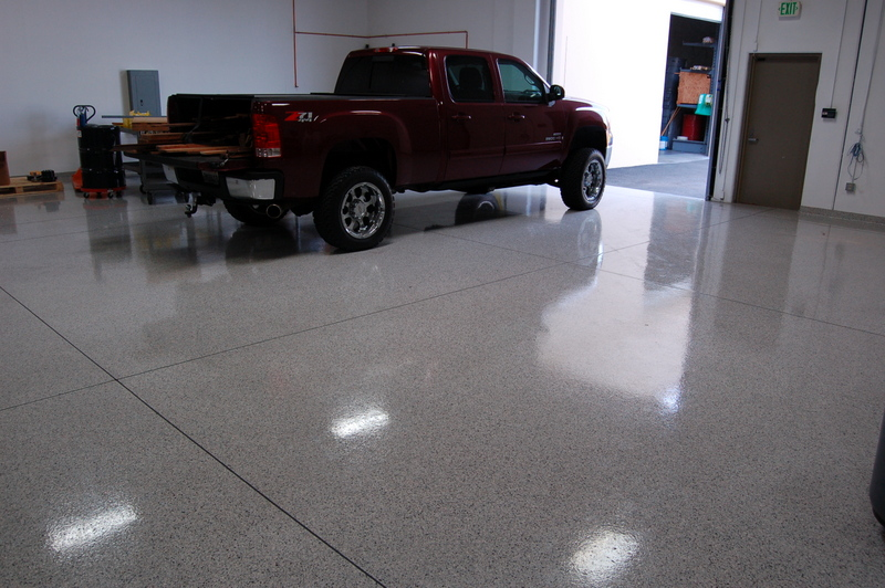 Commercial Epoxy Floors