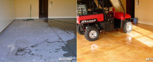 Prepare your concrete for a wet winter in San Diego